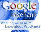 web marketing PageRank