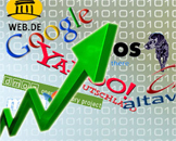 Web Marketing and page ranking